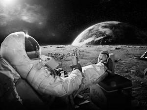 et pendant ce temps là sur la lune bière coca cola