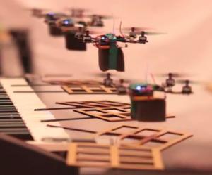 robot jouant de la musique james bond University of Pennsylvania