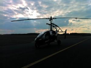voiture volante hélicoptère concept