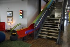 escaliers google canada humour