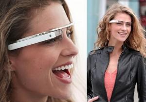 google glasses fille femme