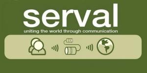 Serval project sur téléphone mobile