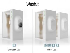 washit ou comment se laver sans eau mais avec style design greenit