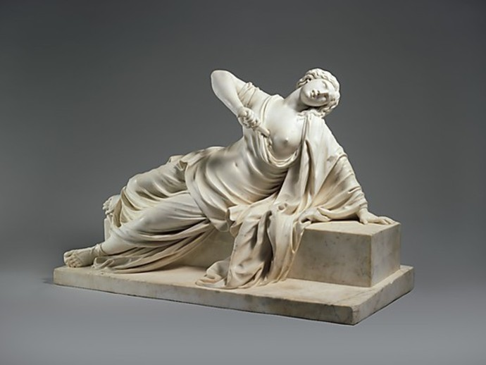 an analysis of statues at the metropolitan museum of art The metropolitan museum of art has turned over an ancient statue to authorities that may have been looted from lebanon during its civil war.