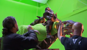 making of the hobbit film cinéma vert nain bilbo
