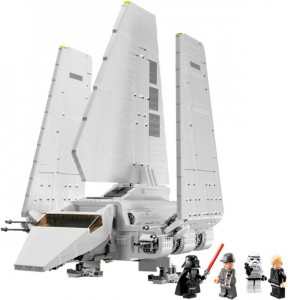 LEGO Star Wars Vaisseau Imperial Star Destroyer cadeau Noël