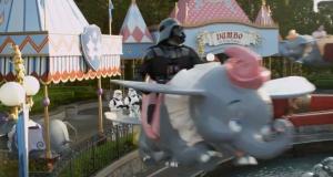 dark vador chez disney stormtrooper