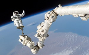 voir la station spatiale internationale depuis le terre nasa coucou bonjour