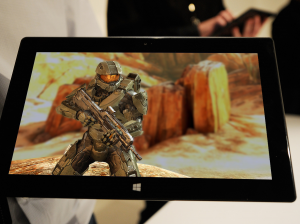 la futur tablette xbox surface de Microsoft ? halo 4 jeu video