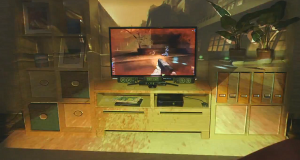 illumiroom pour console de salon xbox 720 ? jeu video