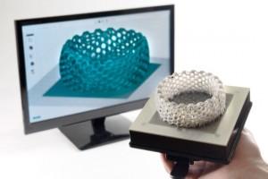 Un bracelet entierement imprimé en 3D
