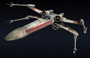 Ils vont construire un vrai chasseur stellaire X-Wing et ont besoin de vous