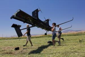 Makani et Google drone