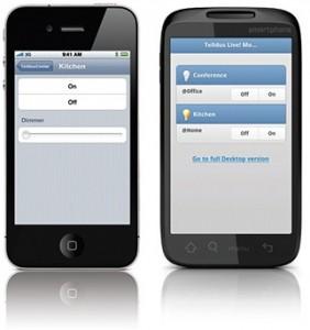 domotique smartphone