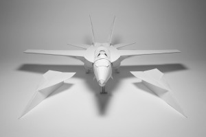 avion papier paper plane militaire f18 hornet chasse