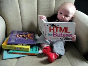 html pour les bebes