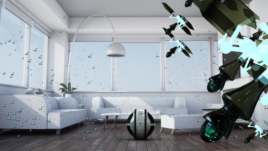 des mini drones et un robot pour faire le m nage partout chez vous printf. Black Bedroom Furniture Sets. Home Design Ideas