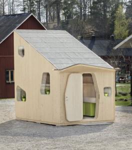 maison en bois pour étudiant