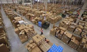 entrepôt Amazon erp en entreprise