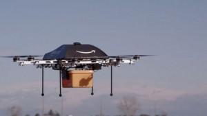 Amazon drone livraison 30 ville