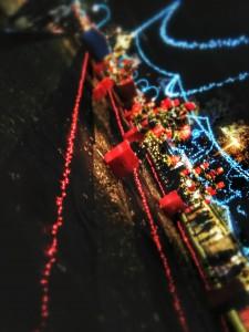 Fête des lumières Lyon marché de Noël 2013