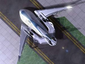 Awwa Sky Whale concept avion futur