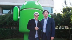 lenovo larry page google android