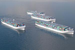Rolls-Royce-Drone transport maritime