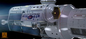 IXS Enterprise NASA 2
