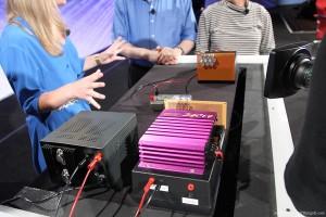 ubeam conduction électricité sans fil par ultrasons