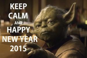 star wars yoda keep calm year annee