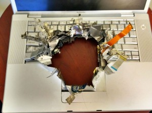 explosion usb laptop