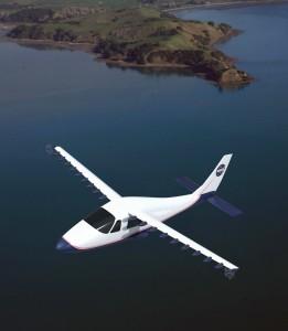 concept avion électrique Nasa