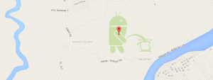 apple google map urine pisse android troll