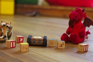 codie robot enfant programmation code jouet