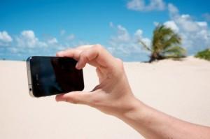 roaming smartphone