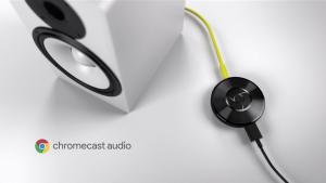 google key chromecast-audio