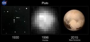 image photo pluton 1930 1996 2015 evolution