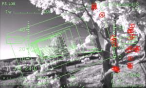 drone autonome trajectoire