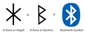 rune logo bluetooth