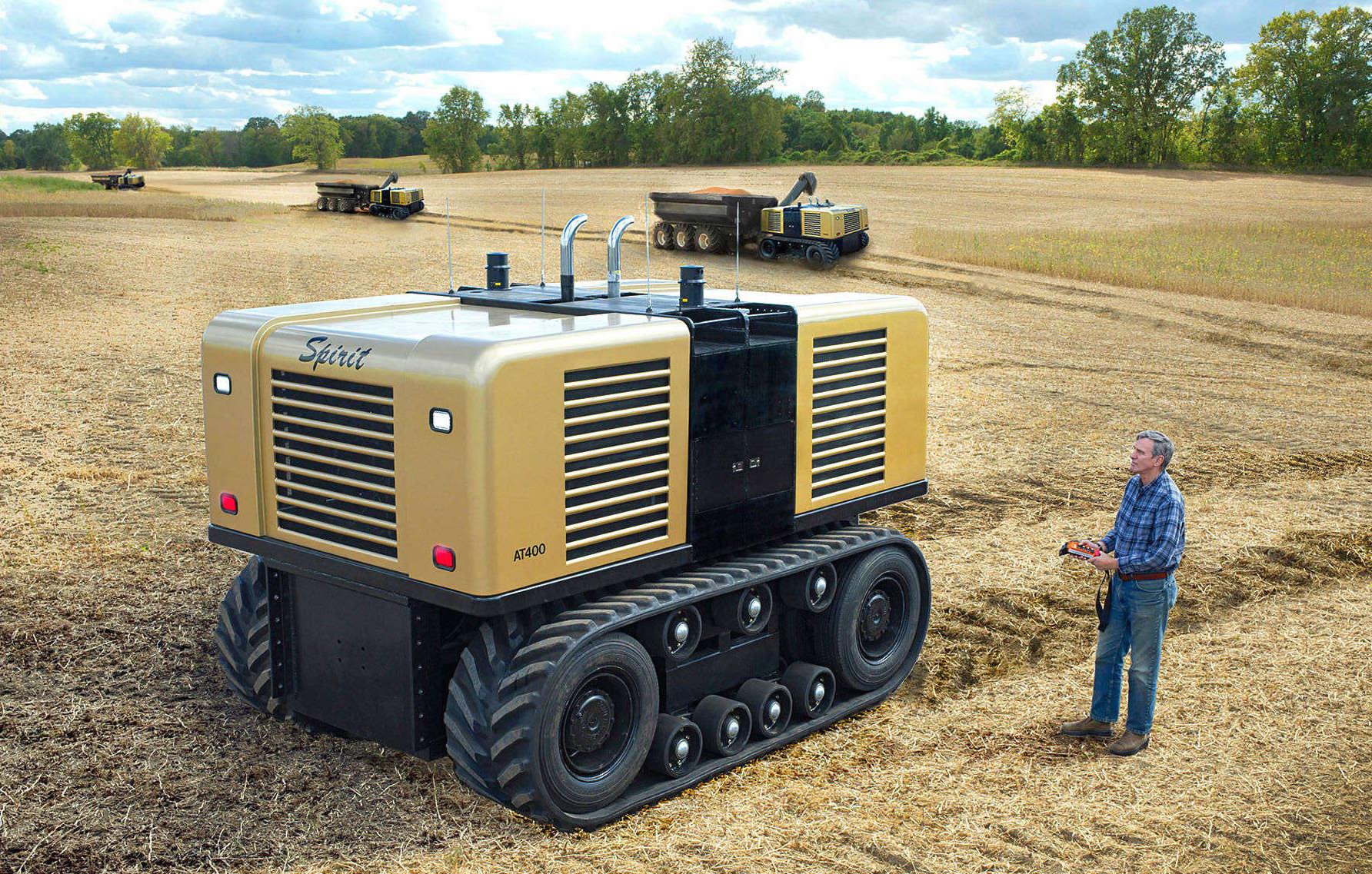 les robots vont ils aussi prendre la place des employ s agricoles printf. Black Bedroom Furniture Sets. Home Design Ideas