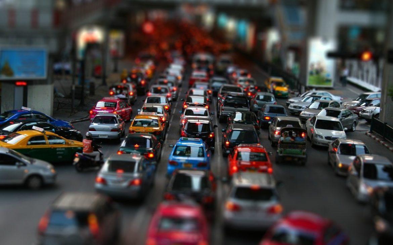 bouchons voiture autonome